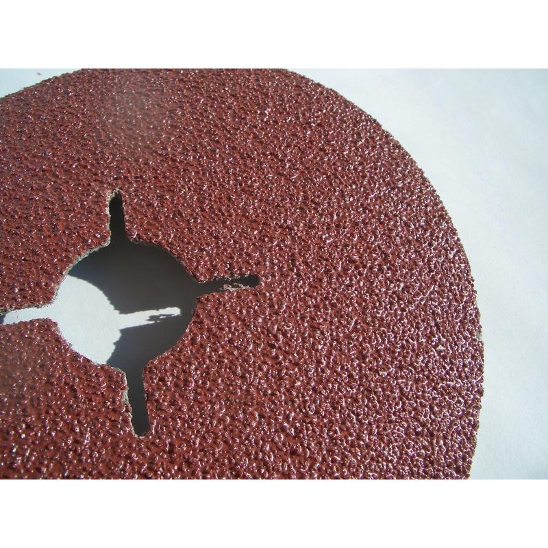 Disque fibre 125 mm