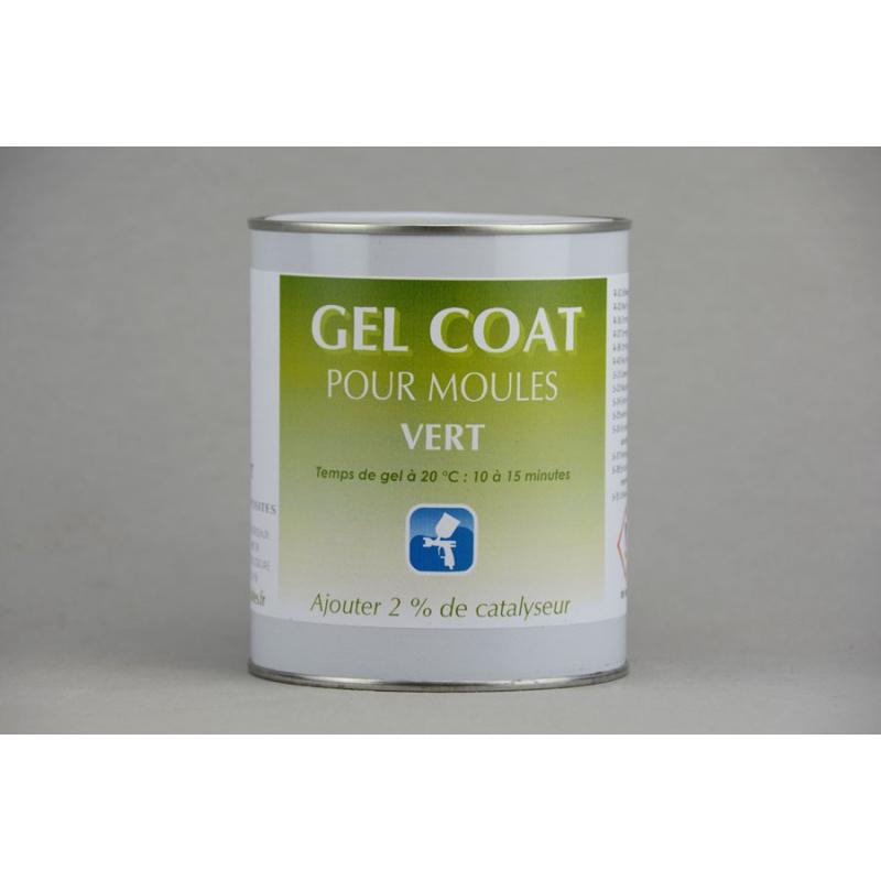 Gel coat pour moules  Vinylester vert