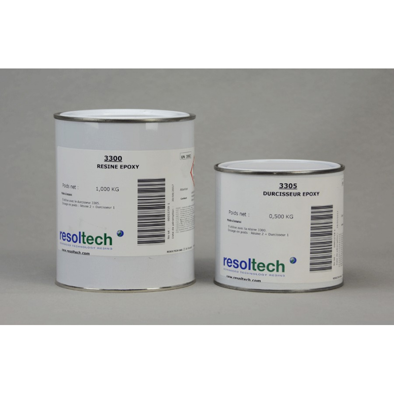 Mastic epoxy 3300/3305