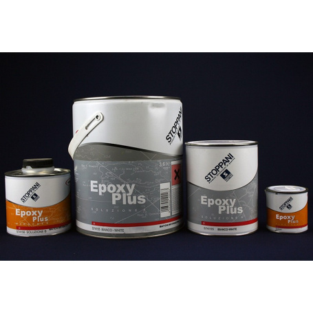 Epoxy plus en 750 ml ou 4 litres