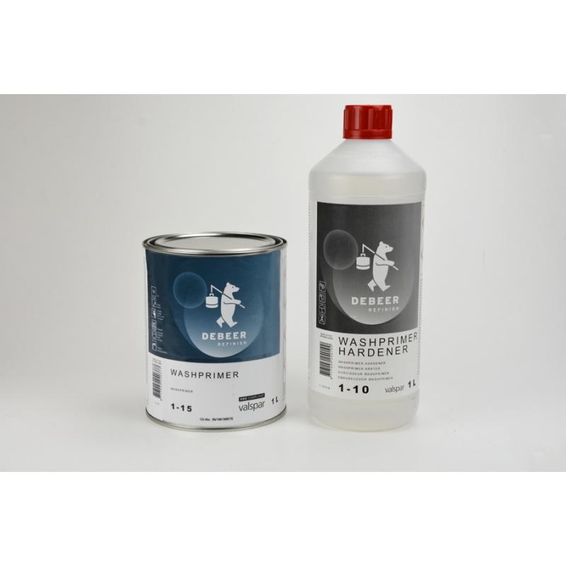 Kit Apprêt phosphatant anti rouille