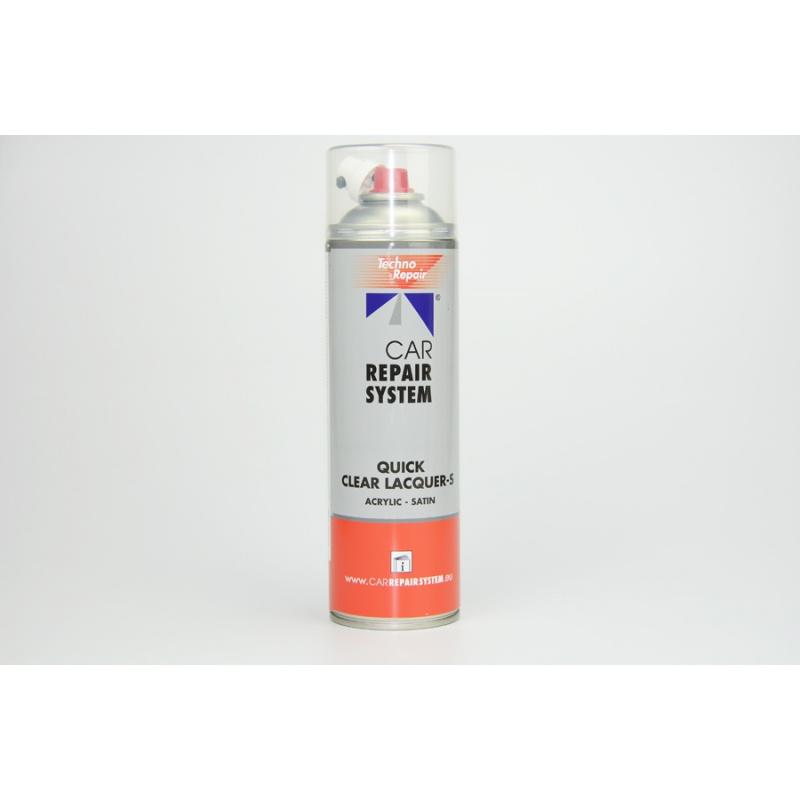 Bombe de vernis acrylique monocomposant SATIN