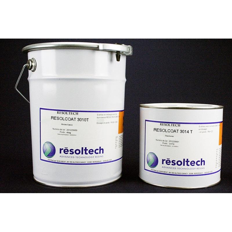 Mastic epoxy pistolable en kit
