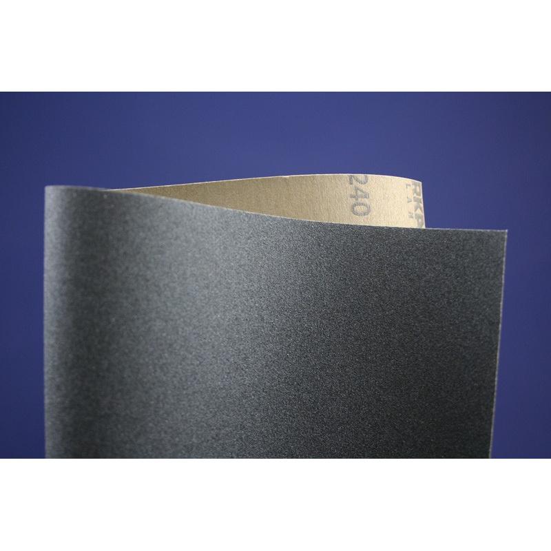 Feuilles abrasives à l'eau 230 x 280 mm