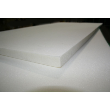 plaque de mousse PU 35 kg/m3 épaisseur 50 mm